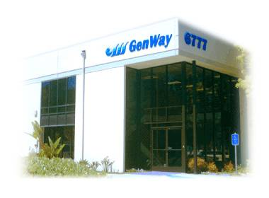 GenWayBio, Inc | Facility Front Door